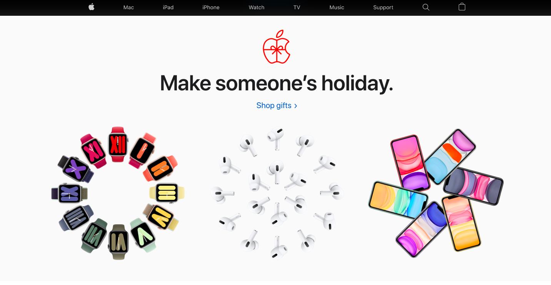 Simple website UX Designs