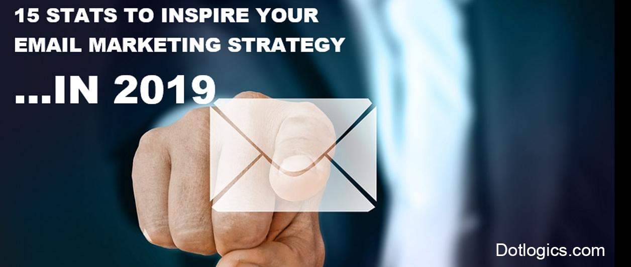 15 Stats to Inspire Your Email Marketing Strategy in 2019