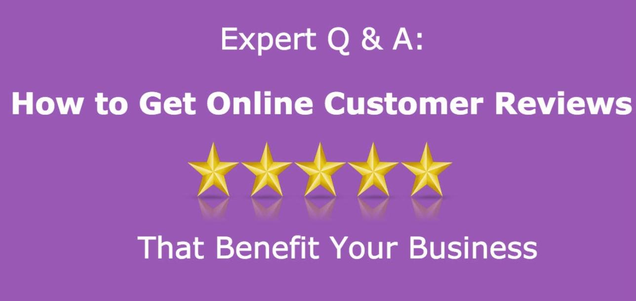 Online customer reviews benefits