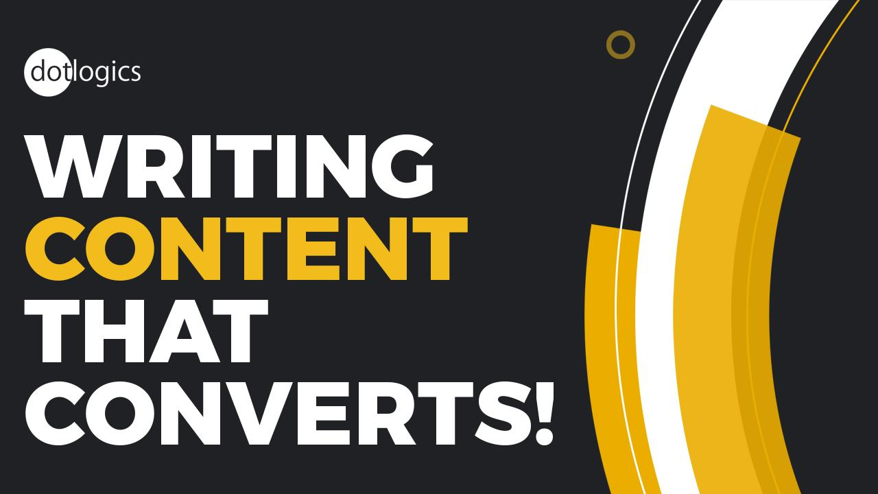 5 Tips for Crafting Content that Converts