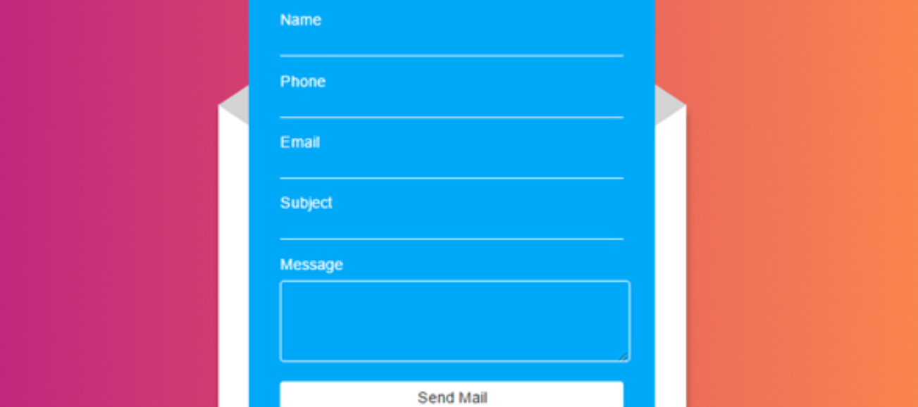 How to Make the Perfect Form For Your Website