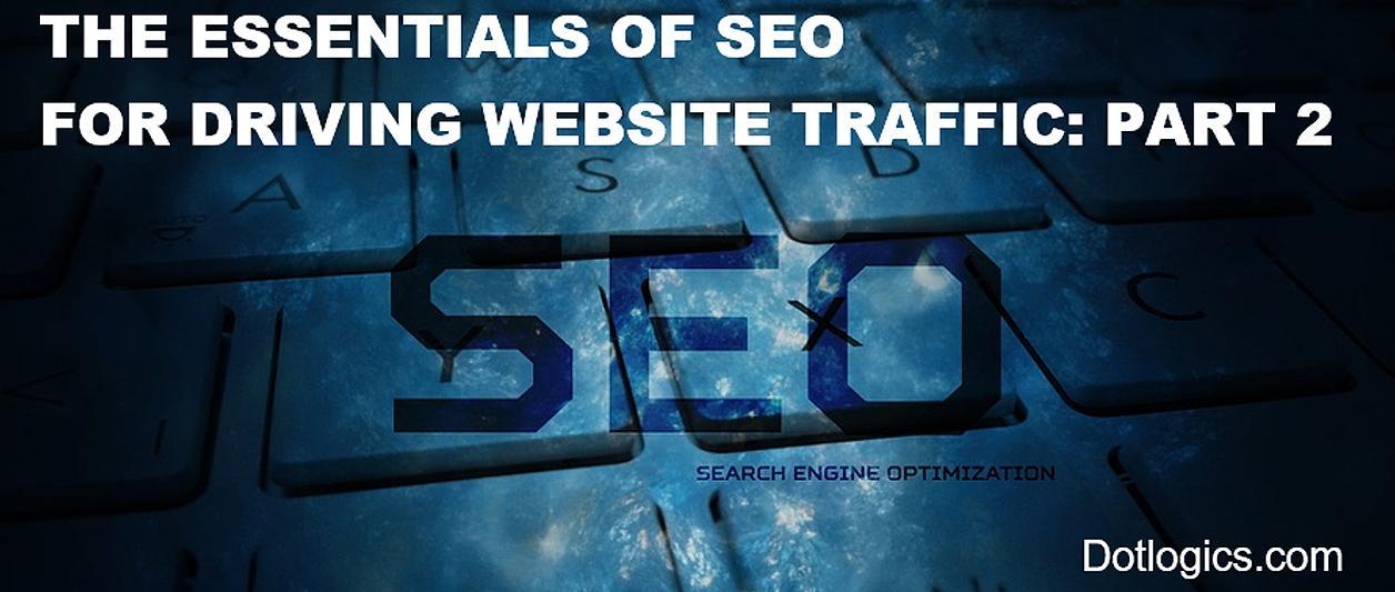 SEO for Driving Website Traffic