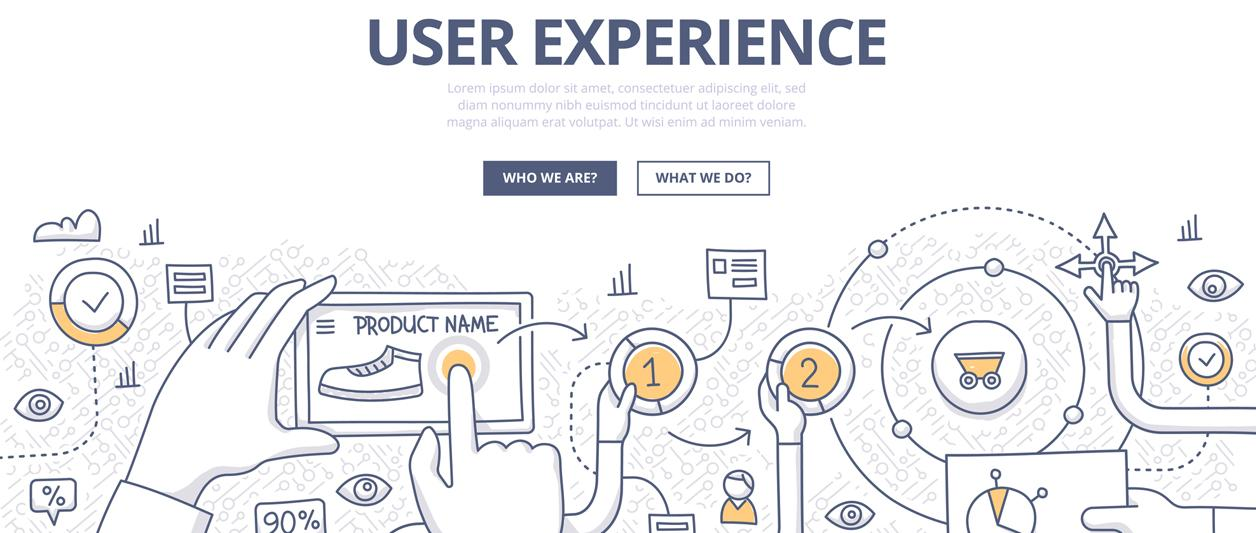 User experience improvements